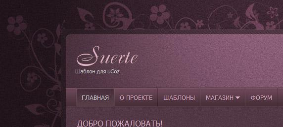 Suerte Violet