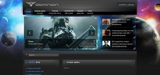 Dominion blue dark